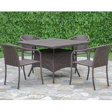 Pottsville 5 Piece Dining Set