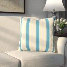 Haysville Nantucket Stripe Outdoor Throw Pillow