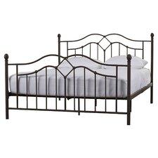 Milwaukee Platform Bed  Charlton Home®