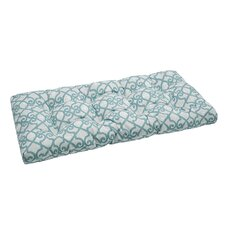 Barrows Printed Fretwork 3M Scotchgard Outdoor Cushion
