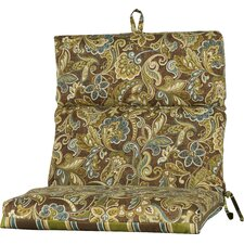 Reversible Chair Cushion