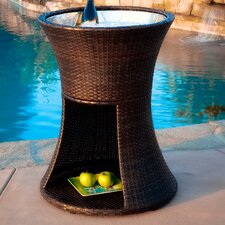 Silverton Wicker Beverage Caddy
