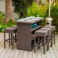 Silverton 7 Piece Outdoor Dining Set