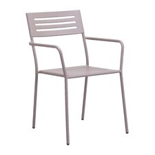 Gympie Stacking Dining Arm Chair (Set of 2)