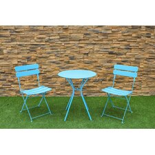 #2 Lawncrest 3 Piece Dining Set
