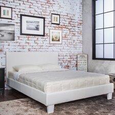 Crestline Upholstered Platform Bed  Varick Gallery®