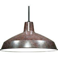 Bouvier 1-Light Inverted Pendant