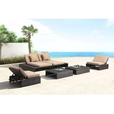 Hamza Outdoor Recliner