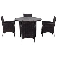 Mcgrady 5 Piece Dining Set
