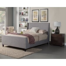Marcano Upholstered Platform Bed  Brayden Studio®