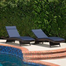 Cara Outdoor Lounge Chair Cushion