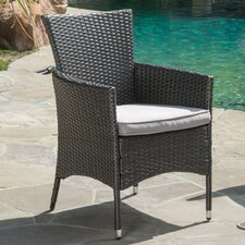 Great price Mcnealy Dining Arm Chair with Cushion (Set of 2)