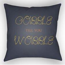 Maser Indoor/Outdoor Throw Pillow