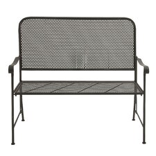 Today Only Sale Genovese Metal Garden Bench