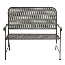 Genovese Metal Garden Bench