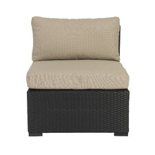 Vanbuskirk Armless Chair with Cushions