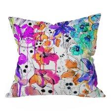 Nolting Lost In Botanica Indoor/Outdoor Throw Pillow