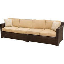 Abraham 2-Piece Loveseat Seating Group with Cushion