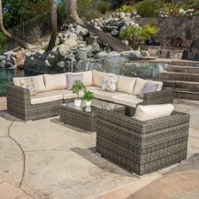 Myres 7 Piece Seating Group with Cushions