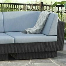 Purchase Chretien Patio Corner Seat Chair with Cushion