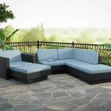 Chretien 6 Piece Seating Group with Cushions
