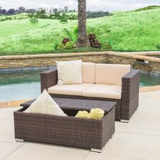 Tildenville 2 Piece Seating Group with Cushions