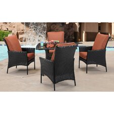 Good stores for Billington 5 Piece Dining Set with Cushions