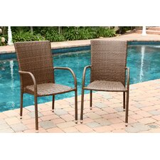 Battista Dining Arm Chair (Set of 2)