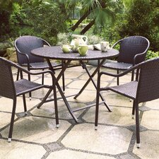 Crosson 5 Piece Dining Set