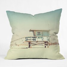 Bushway Retro Summer Outdoor Throw Pillow