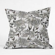 Flemings Summertime Natural Outdoor Throw Pillow