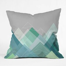 Graphic Outdoor Throw Pillow