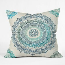 Bourg Mandala Outdoor Throw Pillow