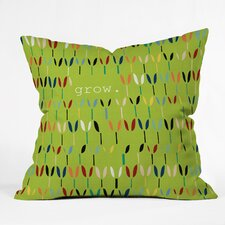 Bourg Grow Indoor/Outdoor Throw Pillow