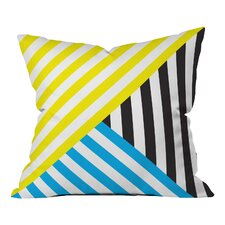 Ahlstrom Wave Indoor/Outdoor Throw Pillow