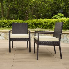 Crosson Dining Arm Chair (Set of 2)