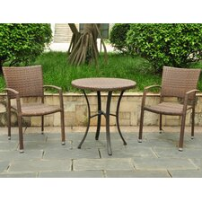 2017 Coupon Katzer 3 Piece Bistro Set