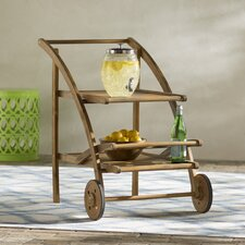 Mathes Tea Serving Cart