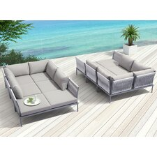 Alfaro Deep Seating Group with Cushion