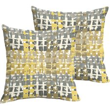 Bently Indoor/Outdoor Throw Pillow (Set of 2)