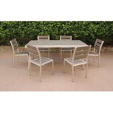 Mowery 7 Piece Dining Set