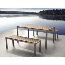 Lobdell 3 Piece Dining Set