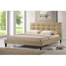 Frisina Upholstered Platform Bed  Brayden Studio®