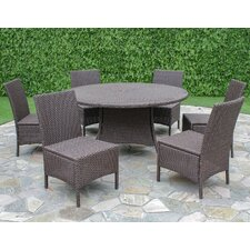 Fortenberry 7 Piece Dining Set