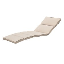 Fortenberry Outdoor Chaise Lounge Cushion