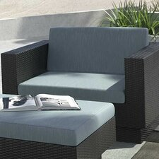 Chretien Patio Chair with Cushion