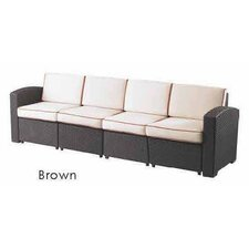 Loggins Sofa with Cushions