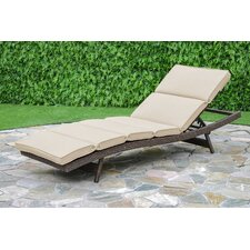 Fortenberry Chaise Lounge with Cushion