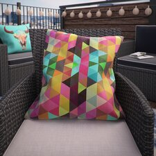 Emert Modele Indoor/Outdoor Throw Pillow