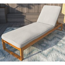 Best  Guion Chaise Lounge with Cushion